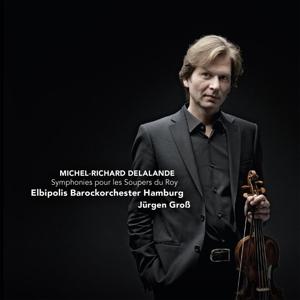 elbipolis barockorchester - symphonies pour les soupers du roy