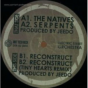 electric street orchestra - the natives ep