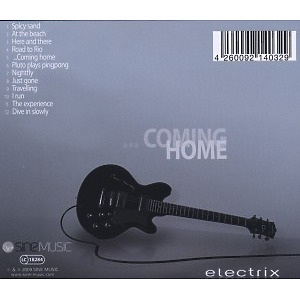 electrix - coming home (Back)