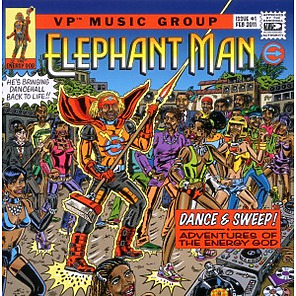 elephant man - dance & sweep!-adventures of..