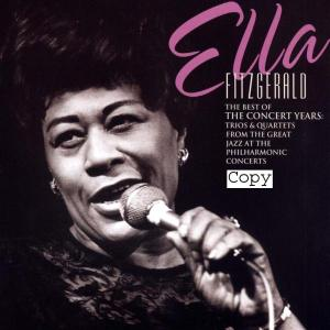 ella fitzgerald - best of the concert years