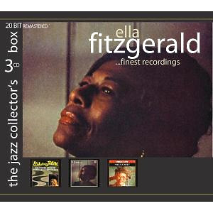 ella fitzgerald - finest recordings