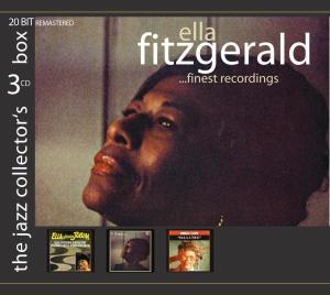 ella fitzgerald - finest recordings