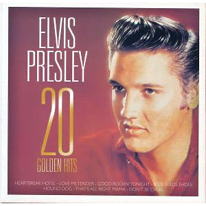 elvis presley - 20 golden hits