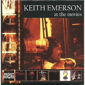 emerson,keith - at the movies (deluxe3cd expanded remast