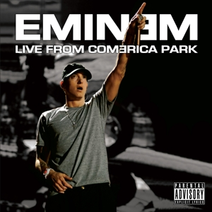 eminem - live from comerica park