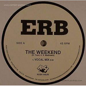 erb - the weekend (back in)