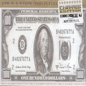eric b & rakim - Paid In Full (Coldcut Remix)
