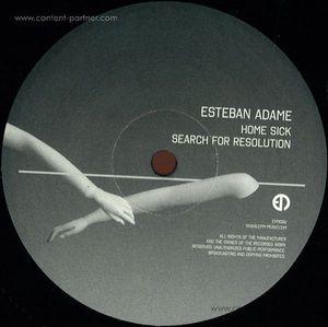 esteban adame - home sick ep