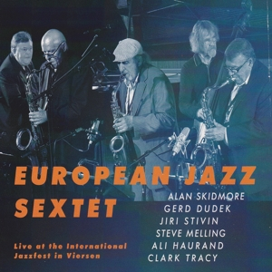 european jazz sextet,the - live at the international jazzfest viers