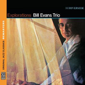 evans,bill trio - explorations (ojc remasters)