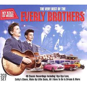 everly brothers - very best of-my kind of music