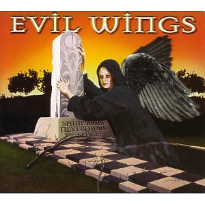 evil wings - shine in the neverending space
