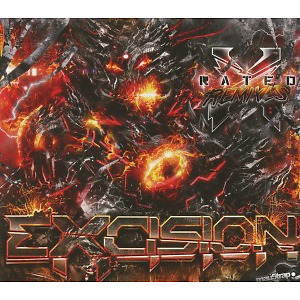 excision - x rated: remixes
