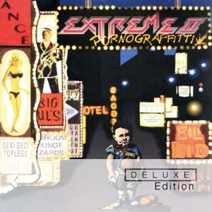 extreme - extreme ii: pornograffitti-deluxe editio