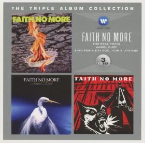 faith no more - the triple album collection