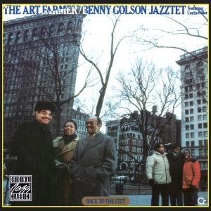 farmer,art-golson,benny jazz - back to the city