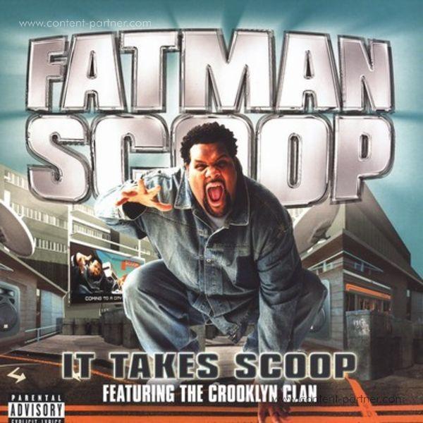fatman scoop - it takes scoop (Back)