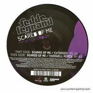 fedde le grand feat. mitch crown - scared of me (incl.hardwell remix)