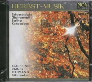 feldmann,klaus/feldmann,rainer - herbst-musik