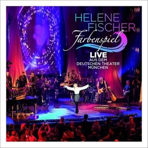 fischer,helene - farbenspiel - live aus m�nchen (2 cd)