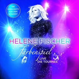 fischer,helene - farbenspiel live-die tournee (1cd)