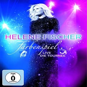 fischer,helene - farbenspiel live-die tournee (deluxe edt