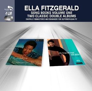 fitzgerald,ella - 2 classic double albums