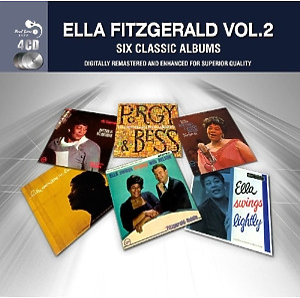 fitzgerald,ella - 6 classic albums 2