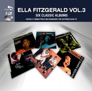 fitzgerald,ella - 6 classic albums 3