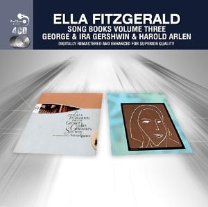 fitzgerald,ella - song books 3
