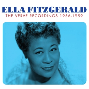 fitzgerald,ella - verve recordings