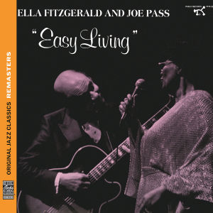 fitzgerald,ella/pass,joe - easy living (ojc remasters)