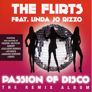 flirts,the - passion of disco-remix album