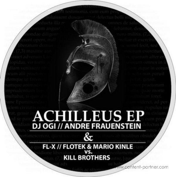 fl-x / dj ogi / flotek & mario kinle - achilleus ep (back hard) (Back)
