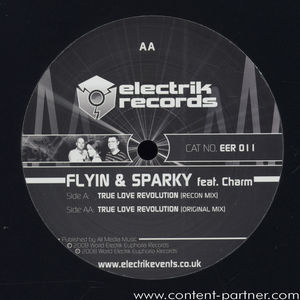 flyin & sparky ft. charm - true love revolution