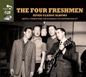 four freshmen - 7 classic albums