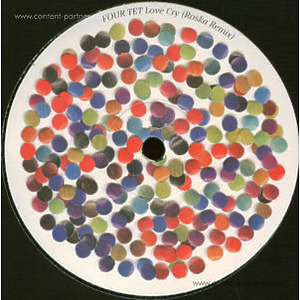 four tet - love cry (joy orbison rmx) back in!