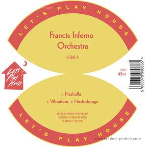 francis inferno orchestra - hezbolla