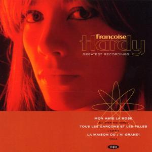 francoise hardy - greatest hits