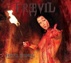 freevil - freevil burning