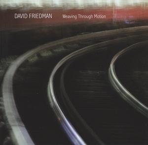 friedman,david - weaving through motion