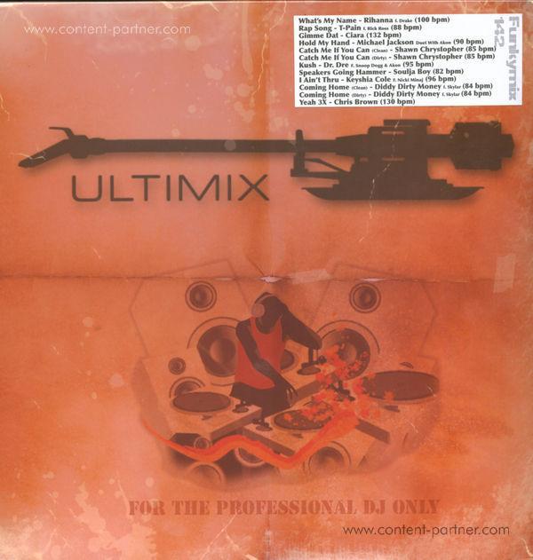 funkymix - volume 142