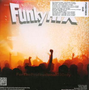 funkymix - volume 148