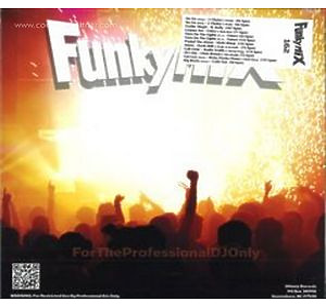 funkymix - volume 162