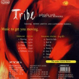 gabrielle roth - tribe (Back)
