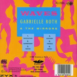 gabrielle roth - waves (Back)