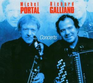galliano,richard/portal,michel - concerts