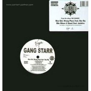 gang starr - nice girl, wrong place (feat. boy big)
