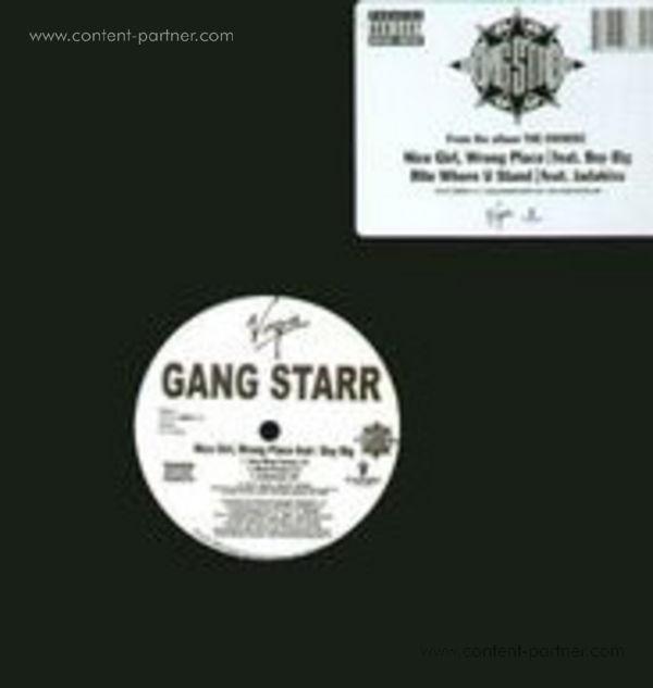 gang starr - nice girl, wrong place (feat. boy big)